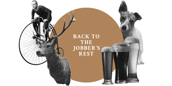 The Jobber's Rest Pub in Upminster